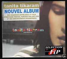 "TANITA TIKARAM ""Sentimental"" CD nuovo digipack"