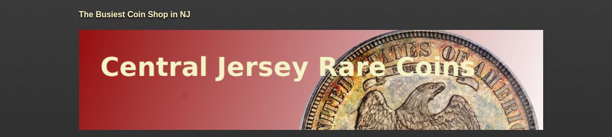 Central Jersey Rare Coins
