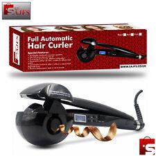Automatic Ceramic Hair Curler Curling Iron Wand Roller Wave Salon DIY -SAJFS®