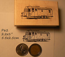P60 Trailer rubber stamp