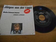 """7"""" mi hai interrotto Jürgen VD labbro-spessore possono meglio/Vadder Leh (2) canzone Intercord"""