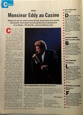 Mag rare 1993_EDDY MITCHELL_LIZ McCOMB_Les gens du Nord