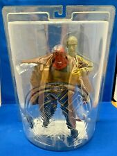 Mezco Hellboy with Ivan Limited Edition SDCC 2004 Exclusive OPEN MOUTH Figure