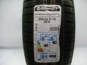 1x Sommerreifen 205/65R15 94V Continental Premium Contact 5 NEU