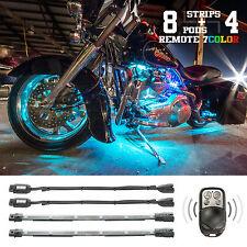 LED Accent Lighting for Sportster Electra Glide Ultra Glide V Rod Fat Boy Buell