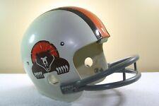 Vtg 1970s Suspension Game Used WFL PPI Football Helmet Memphis Southmen