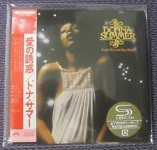 "DONNA SUMMER ""Love To Love You Baby"" JAPAN Mini LP SHM-CD UICY-75296 *SEALED*"