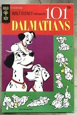 Movie Comics 101 Dalmatians 1970 fn Disney film