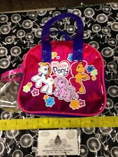 My Little Pony Bike Handlebar Fashion Tote Bag Vintage G1
