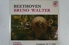 Beethoven Bruno Walter Columbia SINFONIA ORCHESTRA FILARMONICA 7 (lp8)