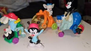 McDonald's Animaniacs Pinky And The Brain 1993 Happy Meal Toy rare lot