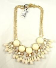 New Bubble Statement Necklace in Beautiful Natural Colors by DSW #N1044