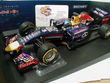Formel 1-Modelle im Maßstab 1:18 als Werbemodell