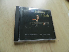 Johnny Cash - Man in Black (Definitive Collection, 2006)