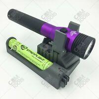 Streamlight 75492 Stinger DS LED HL® Rechargeable Flashlight Kit PURPLE