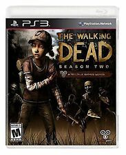 The Walking Dead: Season 2 Two *Brand New* PS3 (Sony PlayStation 3, 2014)