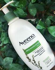 Aveeno Daily Moisturizing Body Lotion, 20 fl oz / 591 mL w/ Soothing Oatmeal