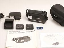 Medion Full HD Camcorder mit Touchscreen MD86910 mit Zubehörpaket
