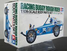 Vintage New 1979 Tamiya 1/10 Rough Rider Racing Buggy Body Parts Set NIB No 5110