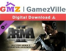 Arma 2: Private Military Company DLC Steam Key PC Digital Download