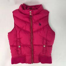 Old Navy Gils Vest Zip Up Pink Size S Spot