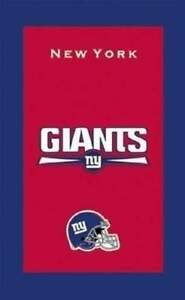 NFL New York Giants Towel