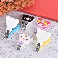 Cute Bear Nail Clipper Cartoon Nail Clipper Practical Small Gift Style RandomBES