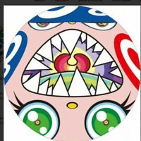 "Takashi Murakami poster ""We Are The Jocular Clan 10 Limited to 300 pieces"