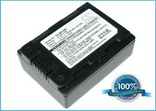 3.7 V Batteria per SAMSUNG HMX-H200BP, HMX-H204, H400, hmx-s10bp, SMX-F40LN, hmx-h