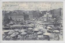 AK Wien VI, Naschmarkt, 1905