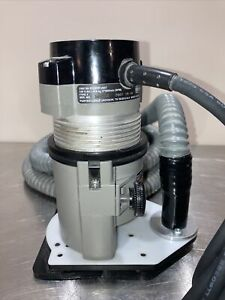 Porter Cable 3102 HD Motor w/Betterly Underscribe Vacuum Attachment Base