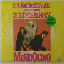 "7"" Single - King Rocko Schamoni And  - Mendocino - S988h - limitierte Auflage"