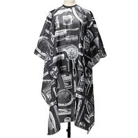 Pro Salon Barber Hairdressing Gown Dye Styling Cutting Shampoo Hair Cape ClotBHQ