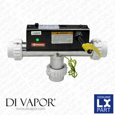Lx h20-r3 Calentador De Agua 2000w (2kw) | Hot Tub | spa | bañera de hidromasaje | Flujo Tipo