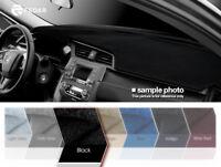 Black Dashboard Pad Mat Dash Cover For 2006-2011 Honda Civic