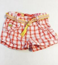Oilily Baby Girls Checked Shorts, 18 Months, Excellent Condition