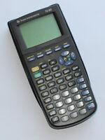 Texas Instruments TI 83 Taschen Rechner Grafik Calculator Gut