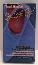 RARE* Carl Perkins GO CAT GO! w/PAUL McCARTNEY VHS UPX70131 UNAPIX COLLECTIBLE!