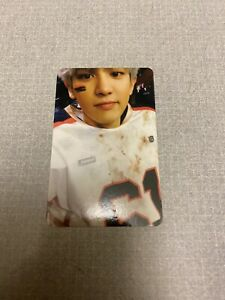 exo chanyeol love me right photocard