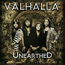 VALHALLA – Unearthed (NEW*LIM.500*US METAL*PANTHER*MALTEZE*DIO*GLACIER)