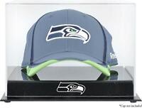 Seahawks Acrylic Cap Logo Display Case - Fanatics
