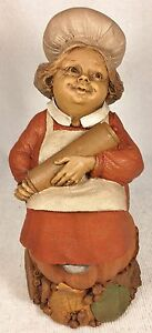 DUMPLING-R 1997~Tom Clark Gnome~Cairn Item #5322~Ed #46~COA & Story