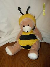 MARY KAY Bee Bear Bag Plush 12""