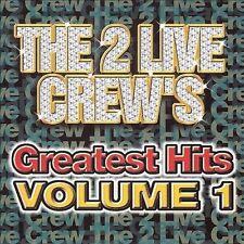 2 LIVE CREW : Greatest Hits 1 CD