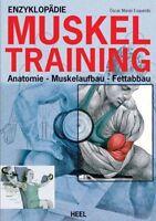 Enzyklopädie MUSKEL-Training Krafttraining Muskelaufbau Kraftsport Buch NEU
