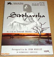 SIDDHARTHA - English - SUBT. Español catalán - DVD R2 -Precintada