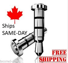 iKey - Smart Shorcut Key 3.5mm Dust Plug - Android Samsung Smartphone Cell Phone