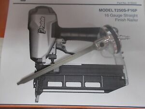 Paslode Part # 515515 Piston Assembly (T250S - F16P)