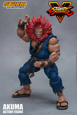 Street Fighter V Akuma 1/12 action figure Storm Collectibles U.S. seller