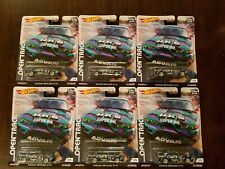 Hot Wheels 2019 Car Culture Open Track Nissan Skyline GT-R HKS (Lot of 6) *NEW*